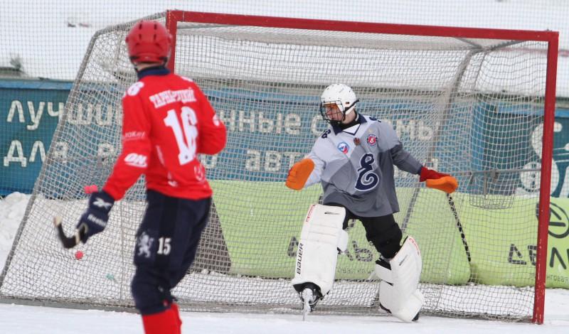 Хоккей С Мячом Суперлига 2016-2017