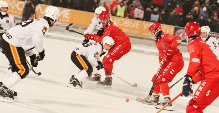 хоккей с мячом енисей красноярск расписание игр 2017