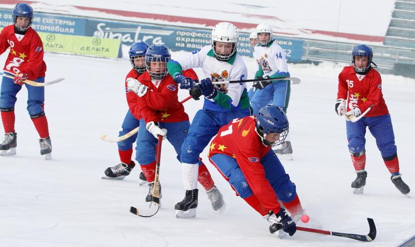Состав команды енисей по хоккею с мячом